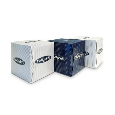BulkySoft® facial tissue cube 2 veli