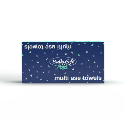 BulkySoft® towel tissue box 4 ply